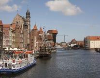 Gdansk. Stock Image