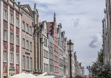 Gdansk. Royalty Free Stock Images