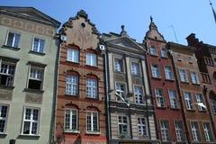 Gdansk Poland Fotografia de Stock Royalty Free