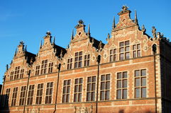 Gdansk, Poland: 1600-09 Arsenal Stock Photo