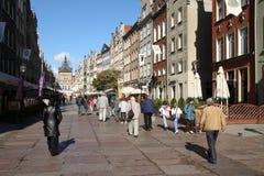 Gdansk, Poland Royalty Free Stock Photos
