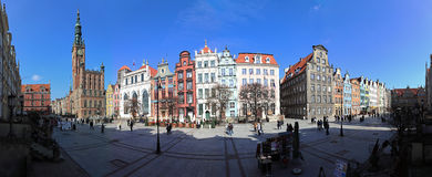 Gdansk, Poland Stock Image