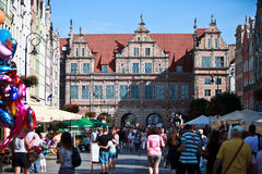 Gdansk, Poland Stock Photography