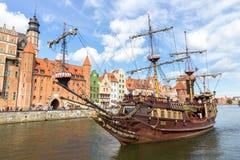 gdansk Poland Zdjęcie Royalty Free