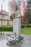 Gdansk, Poland - April 27, 2017: Monument of national heroine Danuta Siedzikowna know as Inka with underground name: Danuta Obucho Stock Image