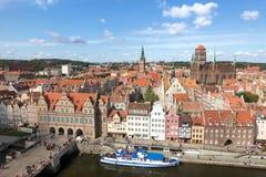 Gdansk Poland Stock Photography