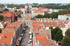 Gdansk Poland Royalty Free Stock Photo