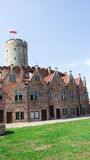Gdansk, Poland, August 27, 2016: Wisloujscie Fortress - Polish historic fort. Stock Photo