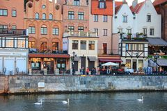 Gdansk, Poland, Baltic Sea Port Stock Photos