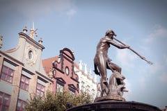 Gdansk Poland Royalty Free Stock Photography
