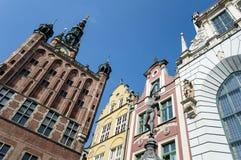 Gdansk, Poland. Stock Image