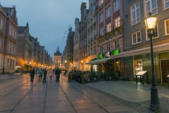 Gdansk Royalty Free Stock Photos