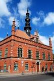 Gdansk, Poland: Ratusz Town Hall Royalty Free Stock Photo