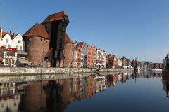 Gdansk, Poland Royalty Free Stock Image