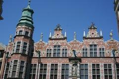 Gdansk in Polen Stockfotos