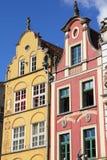 Gdansk, Polen Stockbild