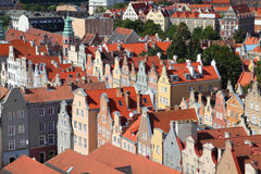 Gdansk Polen Royaltyfri Foto