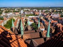 Gdansk, Polen Lizenzfreies Stockfoto