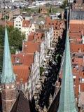 Gdansk, Polen Stockfoto