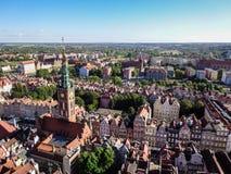 Gdansk, Polen Stockbilder