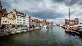 Gdansk, Polen Lizenzfreies Stockbild