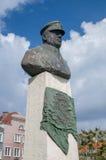 Gdansk Polen - April 27, 2017: Monumentet av Tadeusz Ziolkowski Fotografering för Bildbyråer