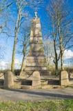 Gdansk, Polen - 11. April 2017: Russisches Soldaten ` Monument in Gdansk gründete im Jahre 1898 Lizenzfreie Stockfotografie