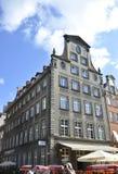 Gdansk, Polen 25. August: Historisches Gebäude im Stadtzentrum gelegen in Gdansk von Polen Stockfoto