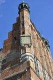 Gdansk, Polen 25. August: Rathaus (Ratusz) im Stadtzentrum gelegen in Gdansk von Polen Stockfoto