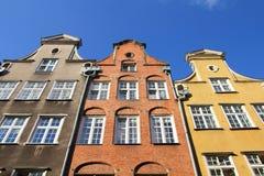 Gdansk, Polonia Fotografía de archivo