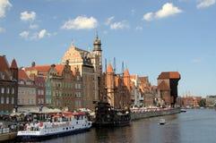 Gdansk (Polonia) Fotografía de archivo libre de regalías