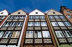 Gdansk, Polonia Imagenes de archivo