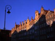 Gdansk, Polonia Fotos de archivo libres de regalías