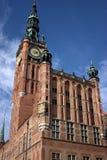 gdansk sala miasteczko Fotografia Royalty Free