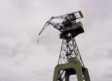 Gdansk Shipyard, Poland Stock Photo