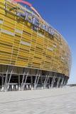 gdansk stadion Royaltyfri Foto