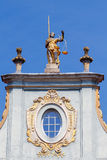 Gdansk. Statue of justice. Stock Photos