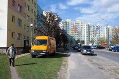Gdansk urban view. Stock Image