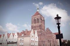 Gdansk velho Imagens de Stock