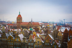 Gdansk stock photography