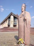 Gdansk Zaspa. Royalty Free Stock Image
