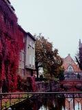 GdanskCity foto de archivo
