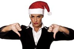 Gderliwy przy Bożymi Narodzeniami. zdjęcia royalty free