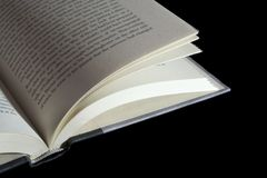Gdetail of book Royalty Free Stock Photography