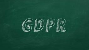 GDPR stock videobeelden