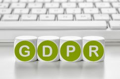 GDPR Stock Photography