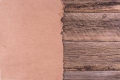 gdy tła brąz projekta naturalni starzy papierowi wzory texture pożytecznie drewniane pracy fotografia stock