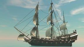 gdy tło błękitny był łódkowate łodzie mogą target188_0_ ciemne etc flaga target191_0_ hotelowi wizerunku logotypu morscy czerwoni ilustracji