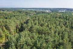 Gdynia en Pologne Photographie stock libre de droits