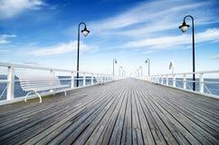 Gdynia, Orlowo, Poland Royalty Free Stock Images